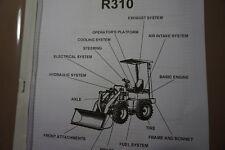 Kubota B2400D B2410D B2710 B4200D BX2200D BX2200E TRACTOR Parts Catalog