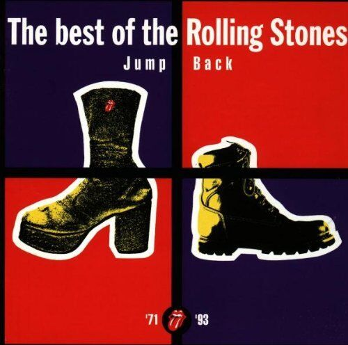 1 of 1 - Rolling Stones - Jump Back - Best of '71-'93 - Rolling Stones CD R0VG The Cheap