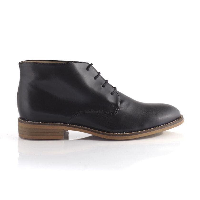 Bourgeois Boheme Ellie Black, Womens Vegan Boots