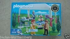 Playmobil 4308 WEDDING  PARTY TENT for marriage reception mint in Box