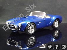 BURAGO 1:24 FORD SHELBY A / C COBRA 427 American Muscle CLASSIC CAR