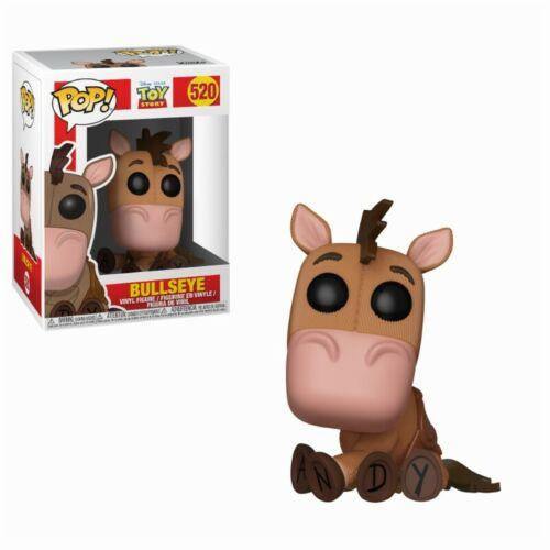 Bullseye HORSE CAVALLO TOY STORY PIXAR Pop DISNEY #520 VINILE Funko Personaggio