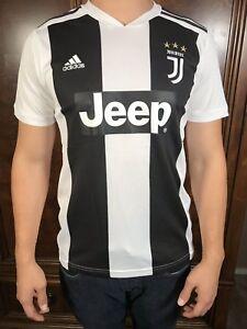 7a59dbd1e Image is loading Mens-Medium-Juventus-Soccer-Jersey-Adidas-Sports-Fitness-