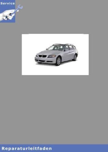 Elektrische Systeme BMW 3er E91 Werkstatthandbuch 05-13