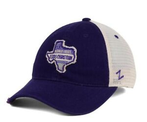 Fan Apparel & Souvenirs Cremson University Ncaa Flex/fitted Cap New Hat By Zephyr E-31