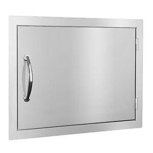 STG-Excalibur-Premier-27-034-Stainless-Steel-Horizontal-Door-Model-STGHD-1