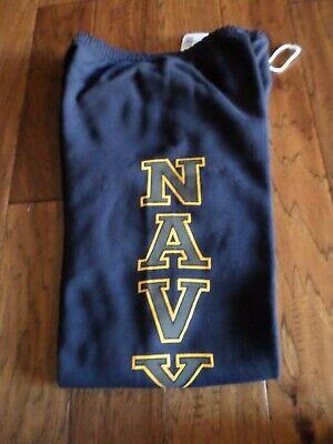 NEW NWT US Navy Sweatpants PT Gear SOFFE Poly Cotton Size XXL 2XL