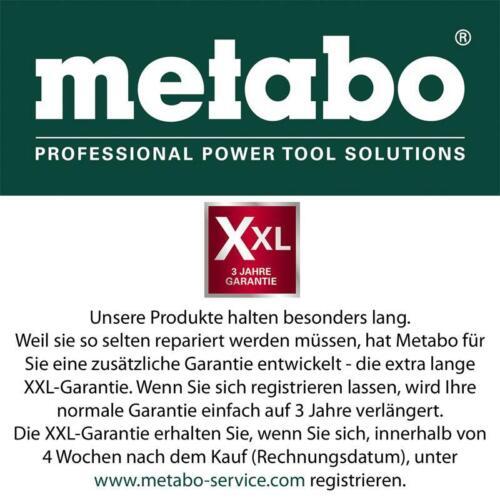 Scie circulaire sans fil Metabo KS 18 LTX 57 18V Solo sans batterie chargeur