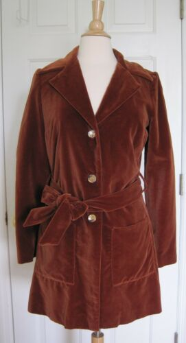 Thea Porter Couture Made in England Vintage 60s 70