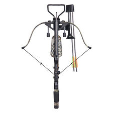 CenterPoint Archery PRIMAL Recurve Crossbow with 3-Arrows/Scope AXRP220CK