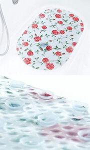 Wanneneinlage-Antirutschmatte-Badewanne-Badewanneneinlage-Badewannenmatte-Rosen