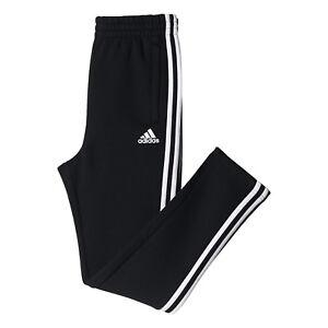 Pantalones De Entrenamiento Adidas Ninos Formacion Fashion Boy Esencial Deportes 3 Rayas Bq2832 Ebay
