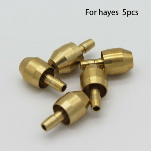 Golden Olive Head For Hayes Metal Hydraulic Bicycle Durable High quality