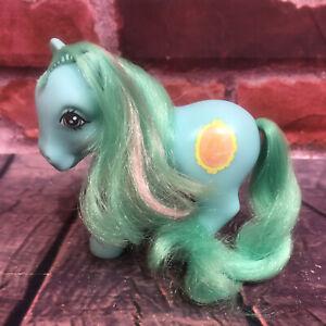 VTG 1980s My Little Pony G1 Hasbro BAIT Pony Flawed Mirror Mirror Magic Message