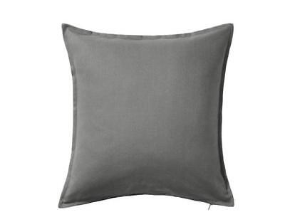 IKEA GURLI Cushion Cover 50 x 50 cm 100/% Cotton ORANGE NEW