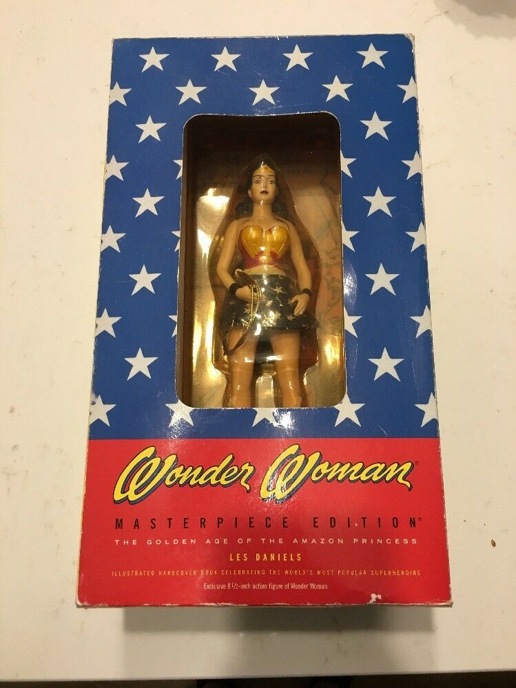 Wonder Woman Masterpiece Edition Figurine in The golden Age Age Age of Amazon Princess 08c232