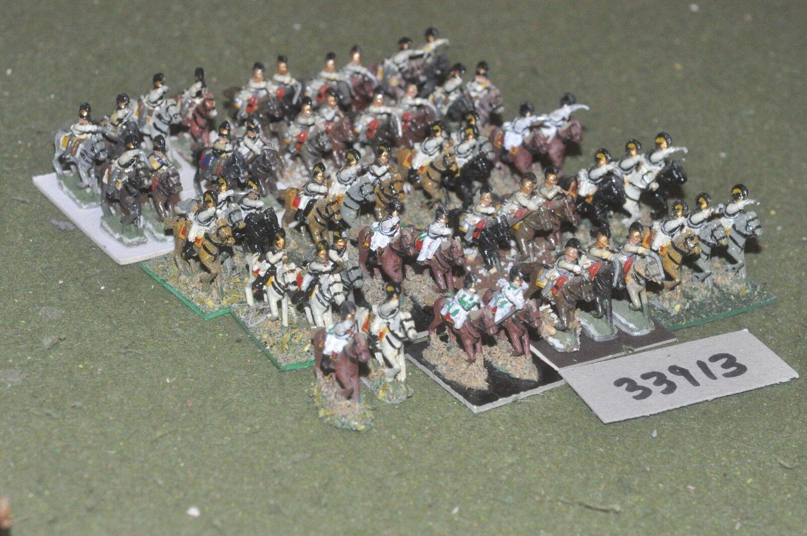 15 napoleonischen   russisch - cuirassiers (beschädigt als foto) 50 feigen - cav (33913)