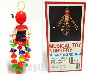 Vintage marx toys merry go round