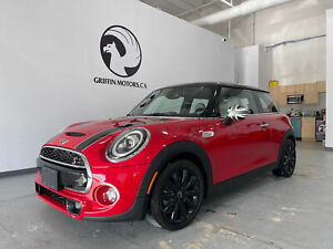 2019 MINI Cooper S S 3-Door Fully loaded/pre paid Mini maintience/certified