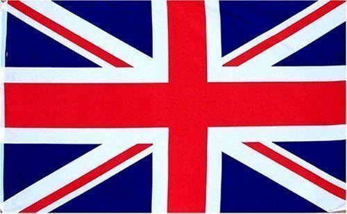 United Kingdom UK British Britain England Flag 3ft x 5ft Double Sided W//Grommets