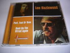 Lee Hazlewood - Poet, Fool or Bum/ Back on the Street Again (2004) CD  Country