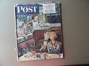 Saturday-Evening-Post-Magazine-July-15-1950-Complete