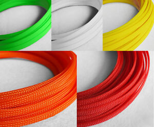 Details about ided Expandable Cable Loom Auto Harness Wire Sleeving on