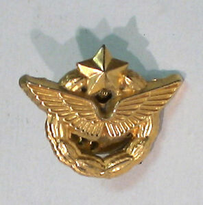 Insigne-Miniature-Reduction-Pin-039-s-Brevet-pilote-Aeronaval-Guerre-INDOCHINE