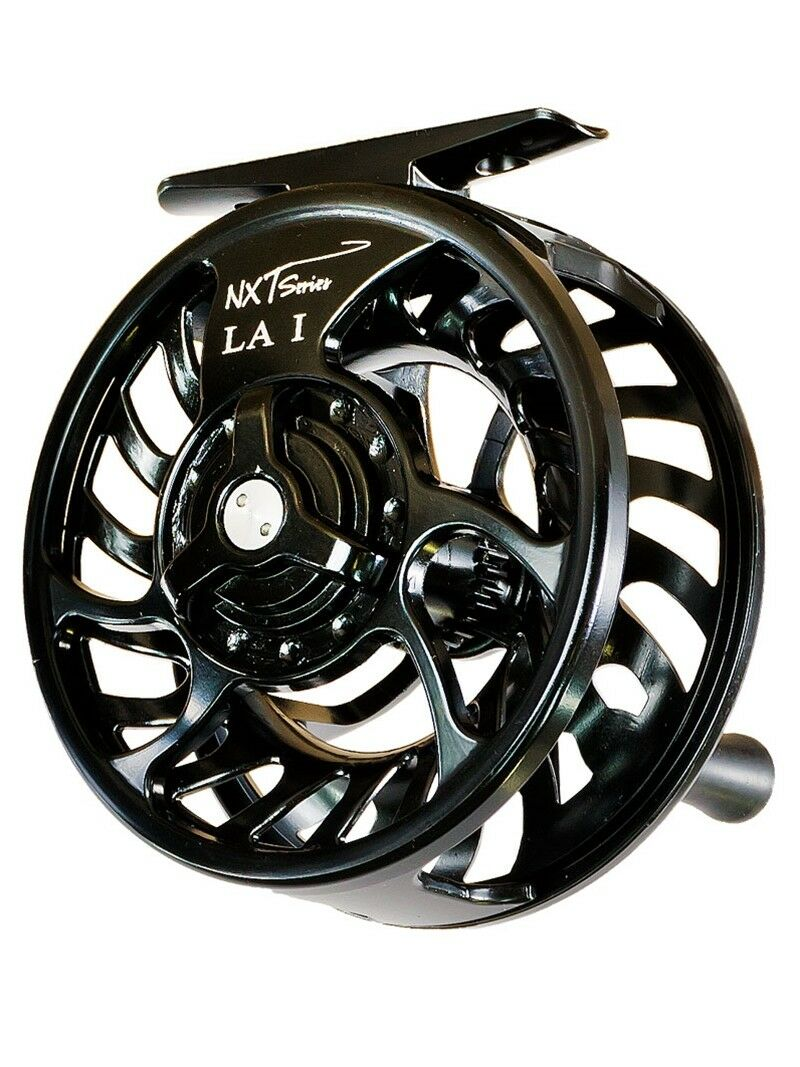 NEW TFO TEMPLE FORK OUTFITTERS NXT LA 1 FLY REEL FOR A 4 5 6 WEIGHT ROD