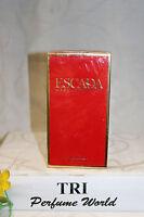 Escada By Margaretha Ley Eau De Parfum Edp Women Splash 3.4 Oz. Sealed Rare