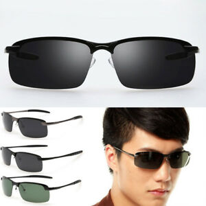 2a8641274de Image is loading Driving-Style-Outdoor-Polarized-Eye-UV400-Sunglasses- Glasses-