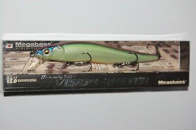 MEGABASS Vision 110 Jr Table Rock SP 98.5 mm 3//8 oz Bass Lure Oneten