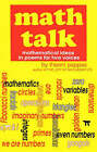 Math Talk: Mathematical Ideas in Poems for Two Voices by Theoni Pappas (Paperback, 1991)