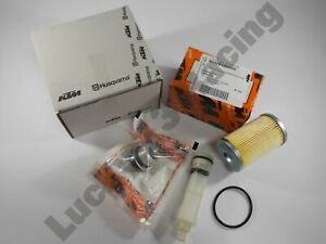 OIl-filter-service-kit-KTM-Duke-RC-125-200-ABS-Genuine-OEM-sump-plug-o-ring