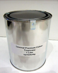 1 Liter Lesonal Premium Colours Tropicana Effektlack