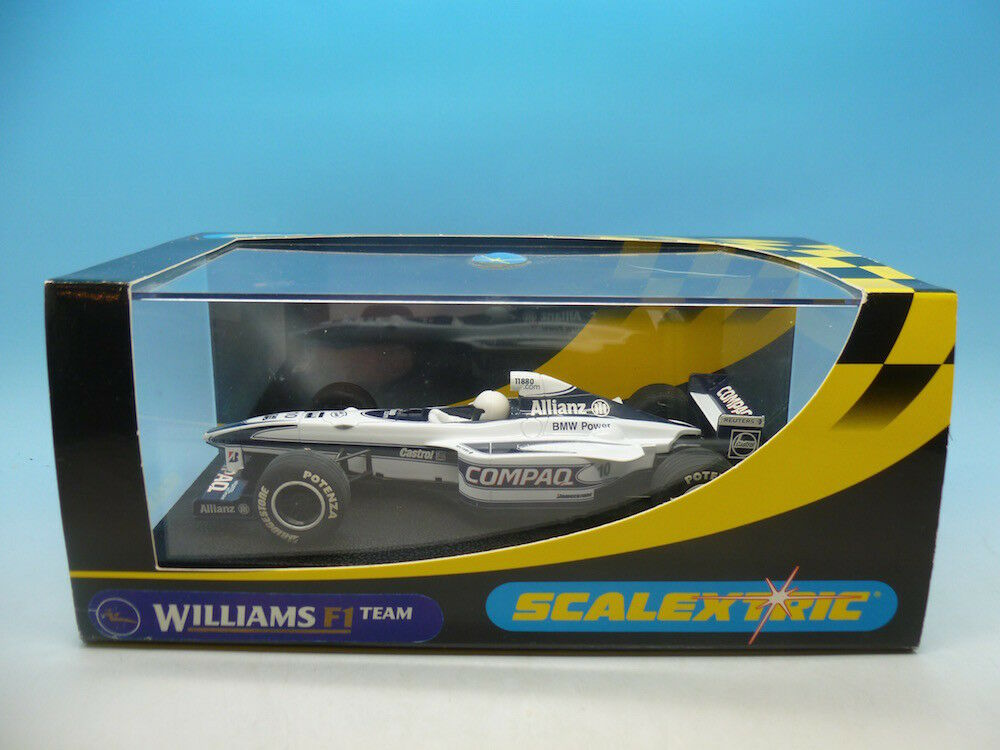 Scalextric C2265 Williams BMW No 10 mint unused