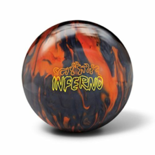 14lb Brunswick Vintage Inferno Reactive Bowling Ball