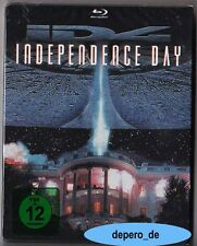 """ID4 - INDEPENDENCE DAY"" - SciFi Action - Roland Emmerich - BLU RAY STEELBOOK"