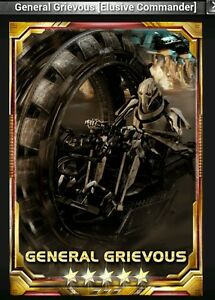 Image Is Loading Star Wars Force Collection General Grievous EC 5