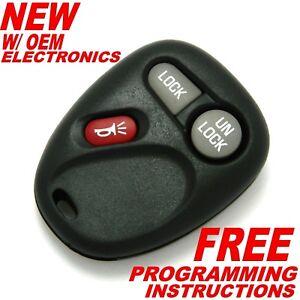 New Gm Chevy Gmc Chevrolet Key Less Remote Key Fob Entry 15042968