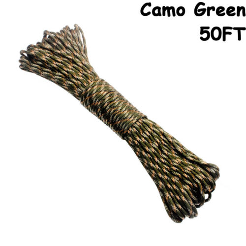 strang aus klettern outdoor tools fallschirm seil paracord schleife 7