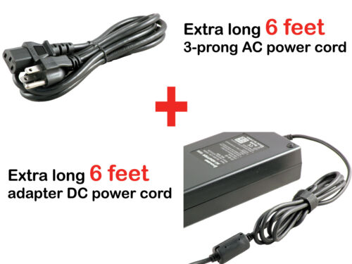 Dragon-1886 180W AC Adapter Charger for MSI GT70 Dominator Dragon Dragon-2202