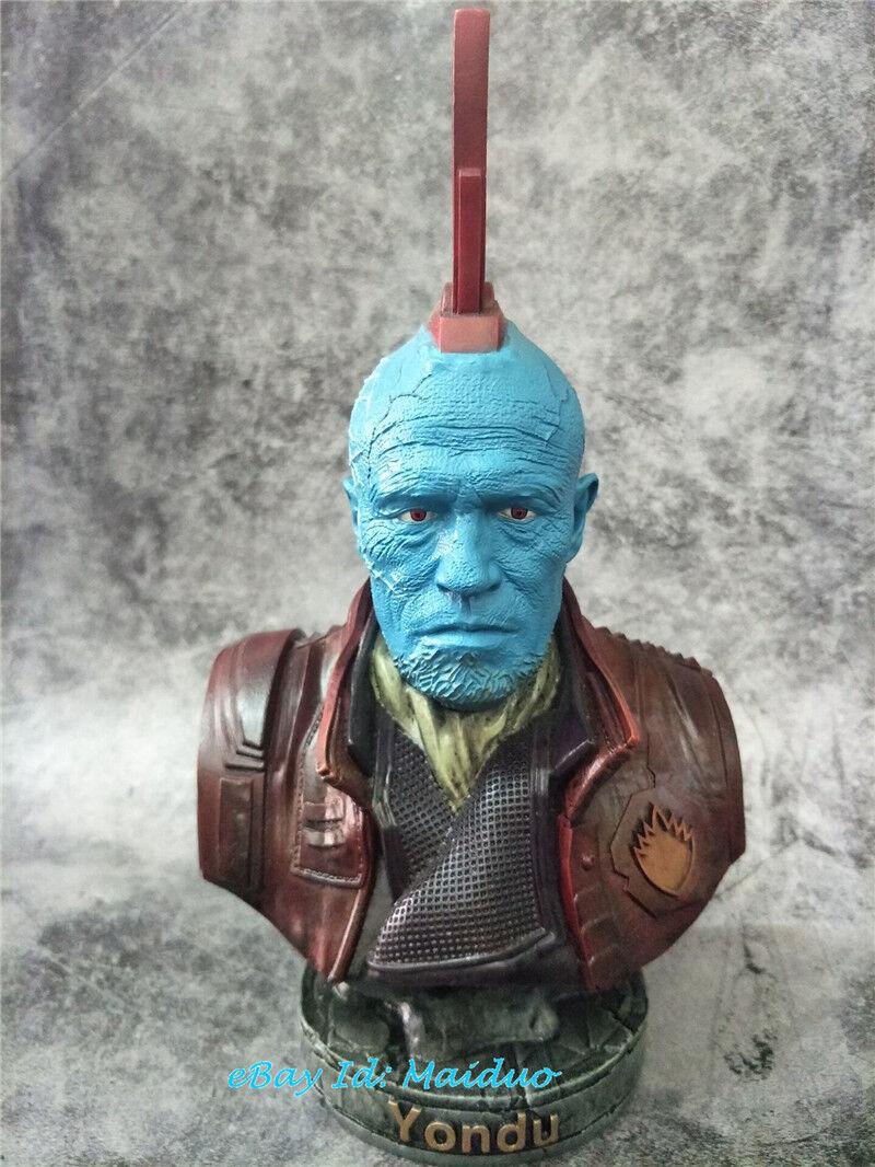 Yondu udonta  Buste Résine Modèle Guardians of the Galaxy collections cadeaux 7.2''H  plus d'ordre