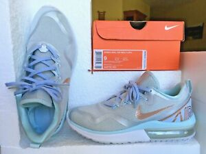 Details about Worn Once Nike Air Max Fury Platinum Rose Gold Metallic Red Bronze Seafoam 9 Wom