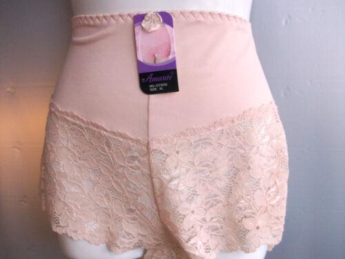 5 trozo de lencería señora Mode panty slip suave punta de ancho en la pierna m 38 40 señora