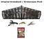 Orig-Pirat-Krebskorb-Krebskoerbe-Krebsreuse-Krebsreusen-Reuse-fish-trap-Haribo Indexbild 1