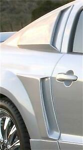 Xenon-12137-window-louver-left-and-right-side-raw-urethane-for-mustang-05-14