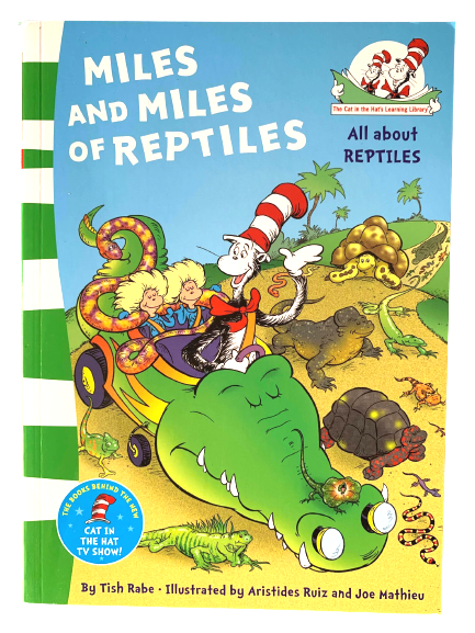 Miles and Miles of Reptiles by Dr. Seuss (Paperback, 2011)