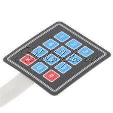 4 x 3 Matrix Array 12 Key Membrane Switch Keypad Keyboard for Arduino/AVR/PIC