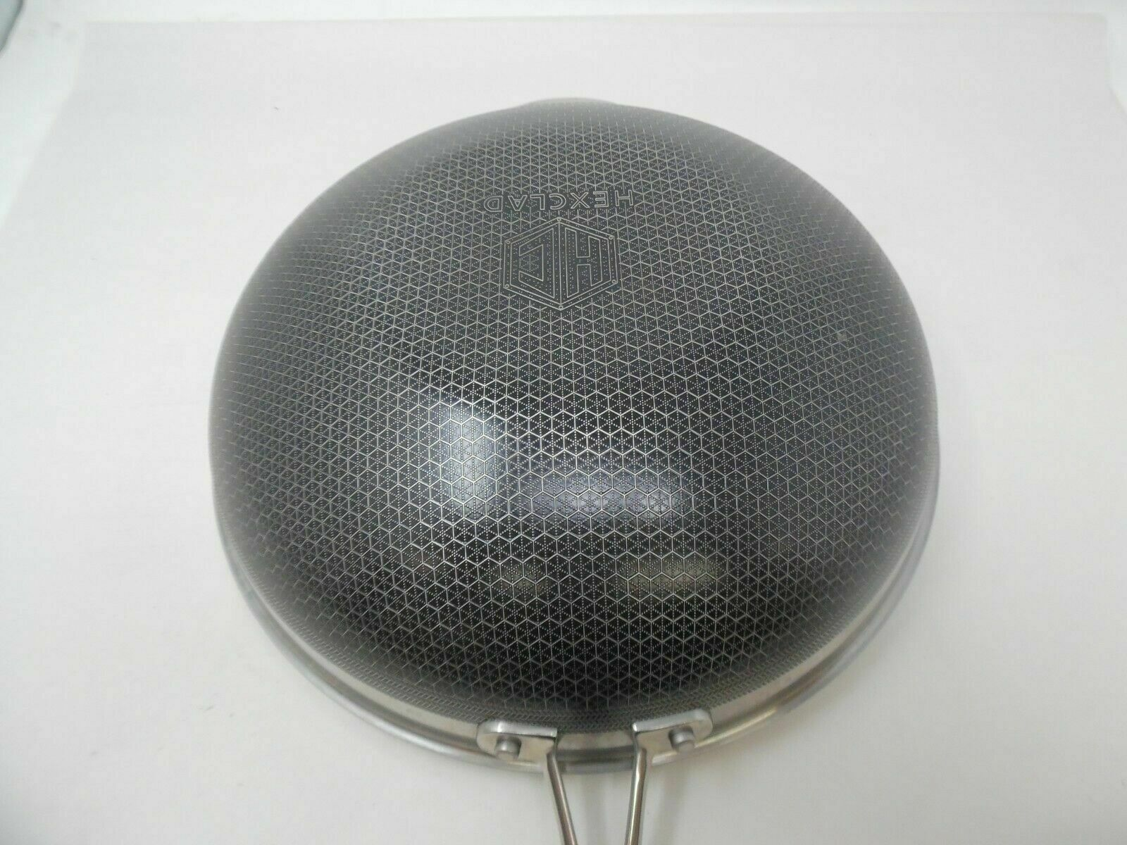 HexClad Hybrid Non-Stick 12-inch Wok